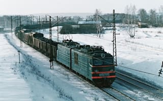 Man survives falling from Siberian train and running for four miles in -40C