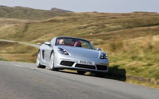 Road Test of the Year 2016: Porsche 718 Boxster S Review