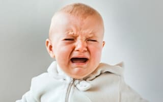 Revealed! The real reason a crying baby will keep you awake on a plane