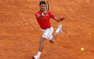 Unconvincing Djokovic sees off Robert