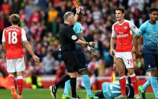 Wenger concerned by Xhaka discipline