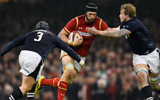 Charteris ruled out as Wales make three changes