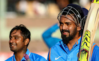 Series victory in sight for India