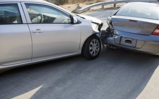 Rear-end collisions on the rise