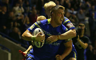Warrington continue recovery with Widnes win