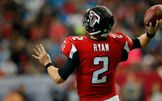 Matt Ryan helps Falcons end Panthers' unbeaten run