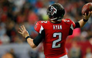 Matt Ryan helps Falcons end Panthers' unbeaten run