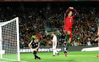 Portugal 4 Latvia 1: Ronaldo hits double to make amends for penalty miss