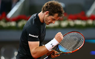 Murray relieved to progress in Madrid