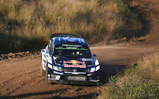 Ogier, Sordo share Rally Argentina lead