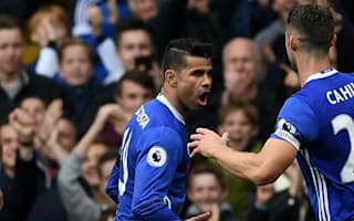 Chelsea 3 Leicester City 0: Costa, Hazard and Moses heap more misery on champions