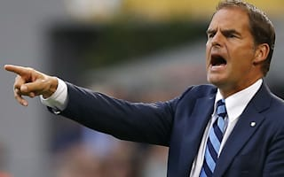 Defeat was undeserved claims de Boer
