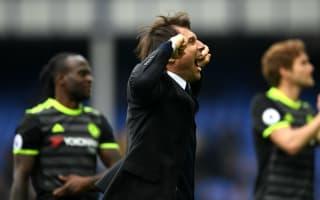 It's easy to lose your head - Conte salutes Chelsea attitude