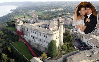 Revealed! Secret celebrity wedding venues