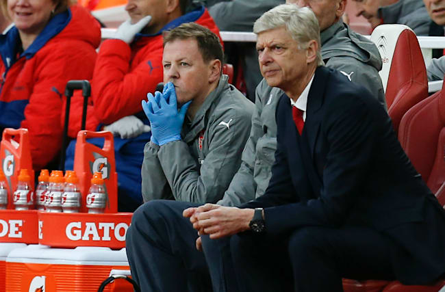 Arsenal 0 Middlesbrough 0: Birthday blank for Wenger's table-toppers