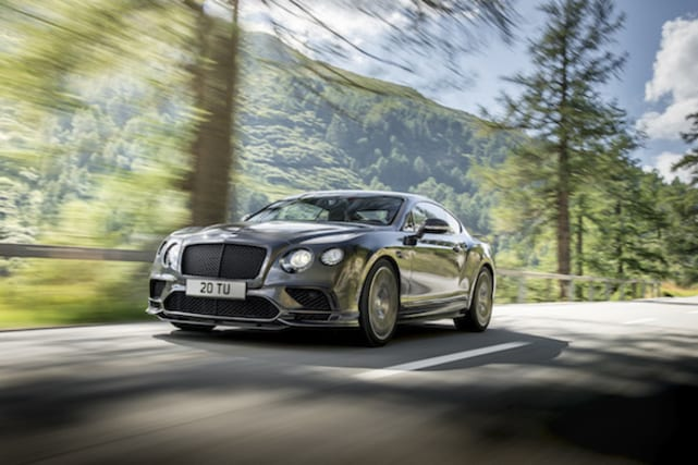 Bentley Continental Supersports is Brit brand's fastest road car yet