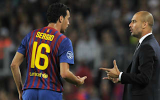 I could leave Barcelona for Guardiola, says Busquets