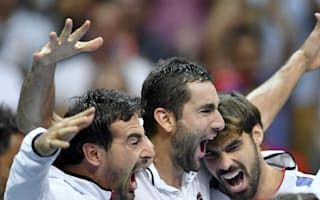 Argentina or Croatia will begin Davis Cup defence at home