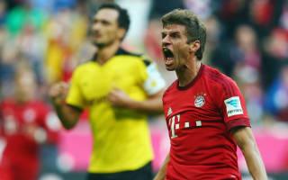 Hitzfeld: Bayern in a different dimension to Dortmund
