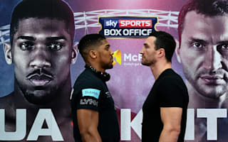 'Beware of veterans' - Foreman warns Joshua over Klitschko