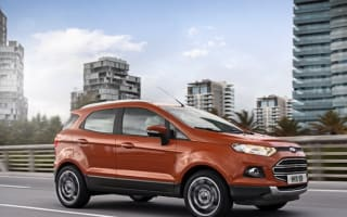 First drive: Ford EcoSport