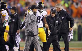 Jones claims Brown faked injury, deserves 'Grammy'