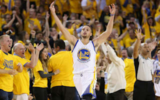 Warriors advance to conference final, Raptors poised to progress