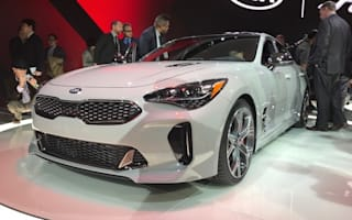 Here are our stars of the Detroit motor show