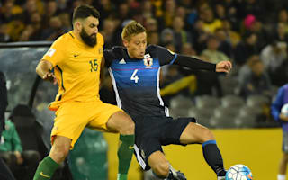 Australia 1 Japan 1: Toothless Socceroos miss chance for big win