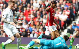 Rashford clearly deceived referee, says Swansea boss Clement