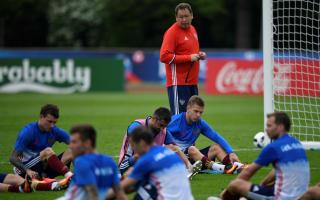Slutsky urges Russia fans to behave