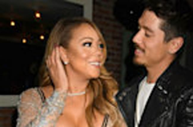 Mariah Carey Steps out with Bryan Tanaka in a Sexy Ensemble: See the Pic