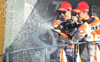 Marquez hails Pedrosa as most talented MotoGP rider