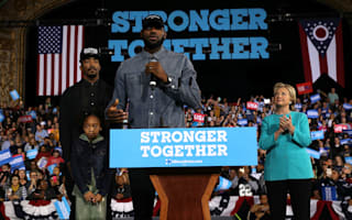 LeBron finds solace in election results with Kendrick Lamar's 'Alright'