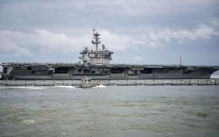 More than 5,000 US sailors to swamp Portsmouth Harbour