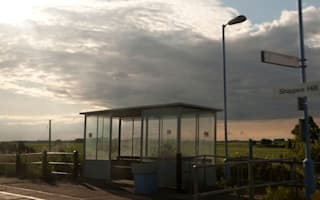 UK's quietest train station gets 'one passenger a month'