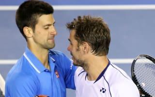 Djokovic buoyant ahead of Wawrinka showdown