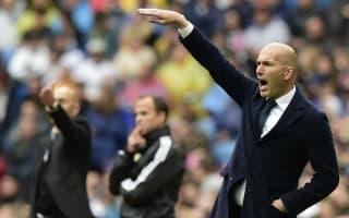 Zidane hopeful that Granada can do Madrid a favour