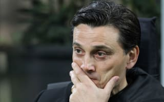 Montella at ease over AC Milan future