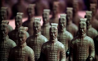 Chocolate theme park with edible attractions opens in China