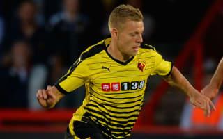 Derby sign Vydra from Watford