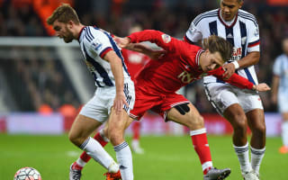 West Brom 2 Bristol City 2: Morrison spares blushes for Premier League side