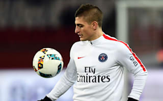 PSG without Verratti for Monaco showdown