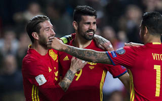 Costa finding his feet under Lopetegui for Spain