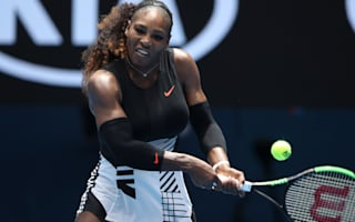 Serena outlasts Bencic at Australian Open