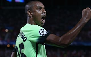 Fernandinho can play in 10 positions - Guardiola