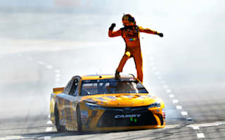 Kyle Busch secures dominant STP 500 victory