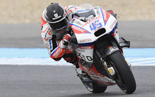 Redding hits out at Michelin following tyre issues in Jerez