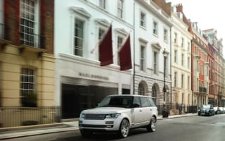 Range Rover drivers facing London spot-checks