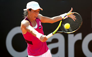 Schiavone through in Rio, Kovinic fails to reach semis